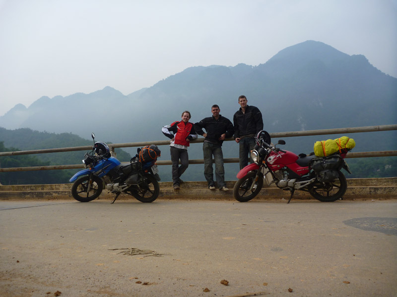 Photo Opportunity south of Mai Chau