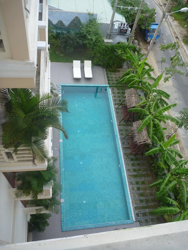 Thanh Van Hotel Pool