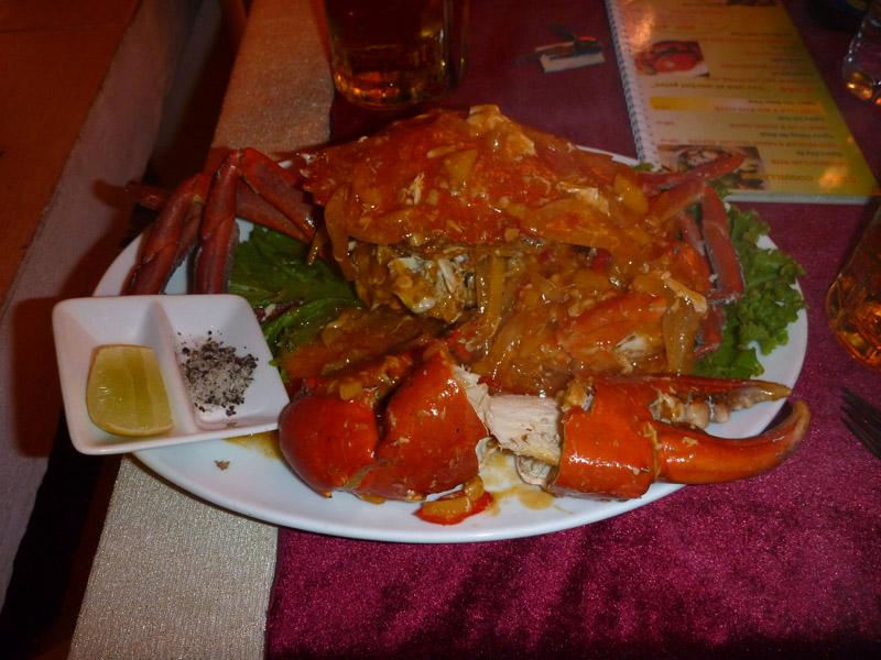 Vuon Hai San Seafood Garden Crab 2