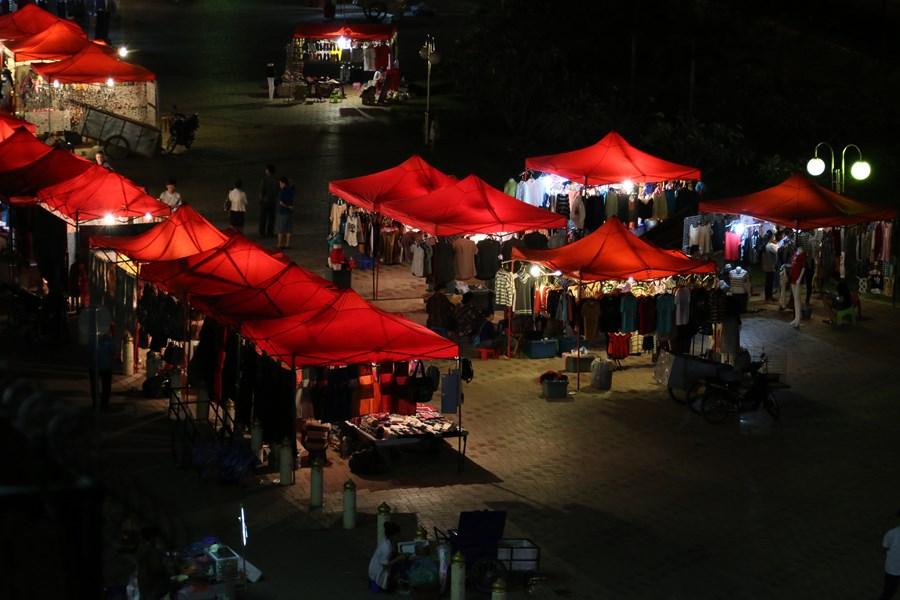 Vientiane Markets