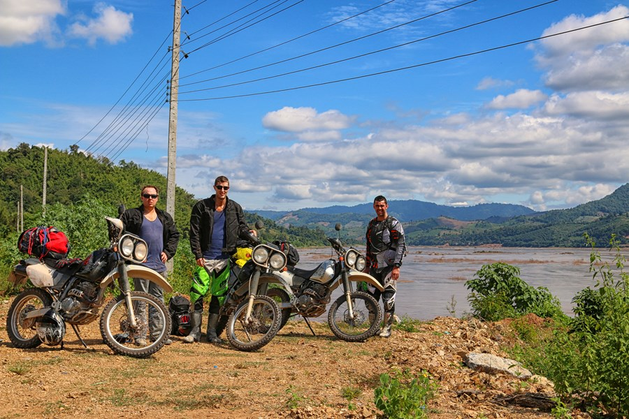 Edge of the Mekong