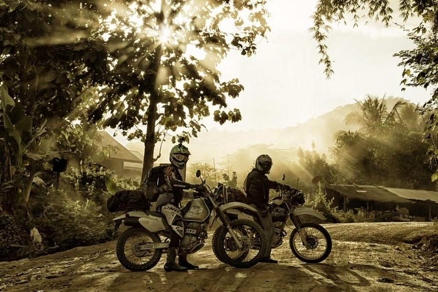 Laos & Cambodia Motorbike Ride 2013