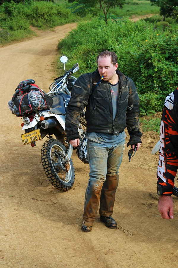 Dirty Work Motorbike Riding