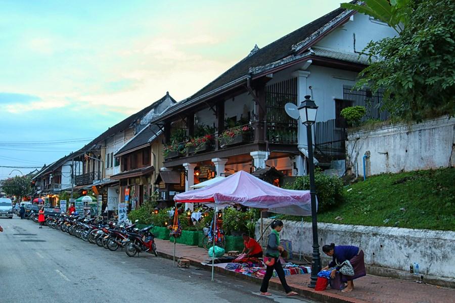 Down Town Luang Prabang