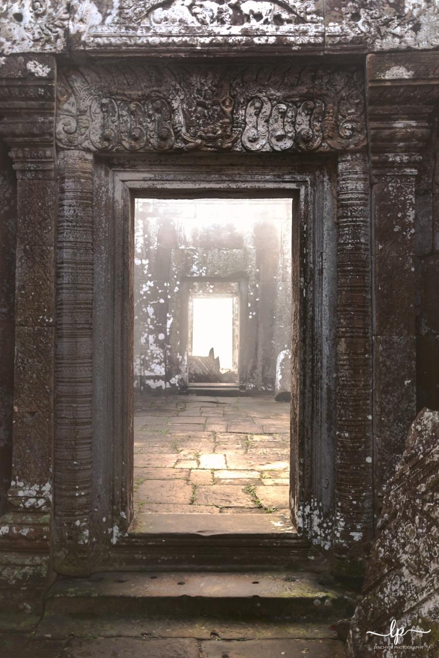 preah vihear temple entrance