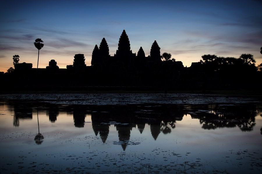 Angkor Wat Predawn