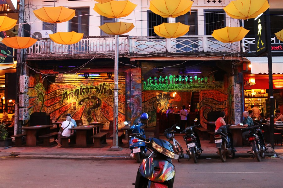 Angkor Who Bar