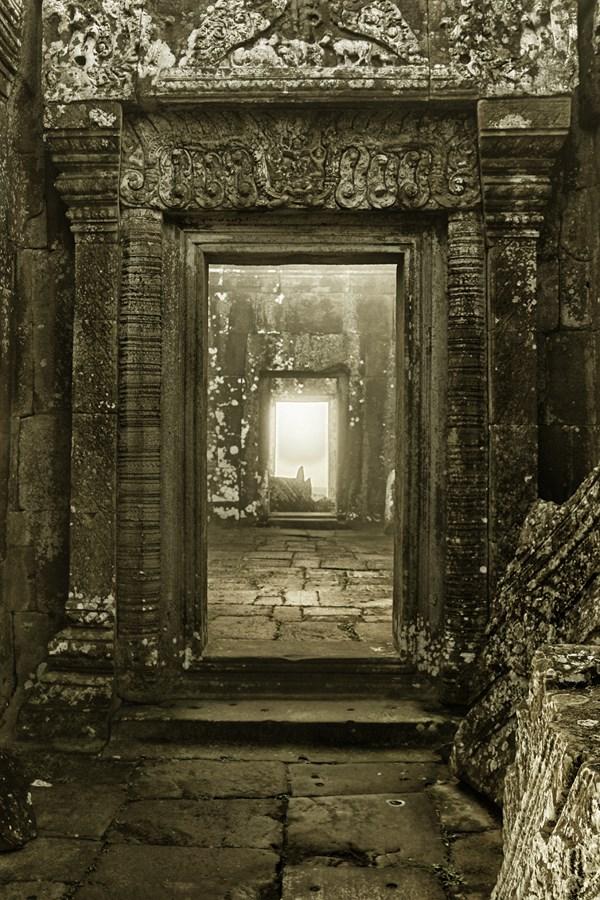 Doorway to where